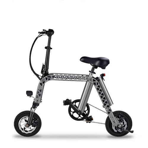 Electric Powered Bicycle With Ce En15194