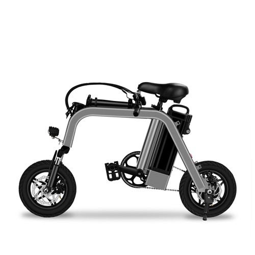 Classic Model Light Foldable Bike Electric Bicycle With En15194 Certificate Electric Commute Bike