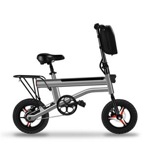 New Design Electric Foldable Bicycle Electric Bike En15194 Approved