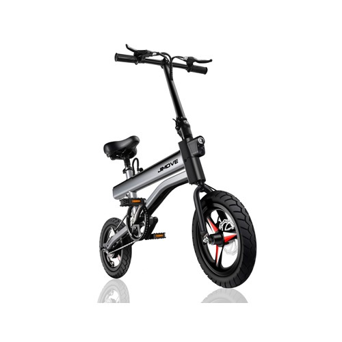 Mini Fat Tire Electric Bike 250W Snow Cruiser E-bike With EN15194 Certificate