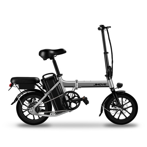 High Quality City Drive 2 Wheel Parent-child Electric Bike E Scooter With Two Seats And Basket
