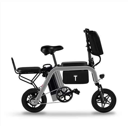 Portable New Folding Alloy Electric Bicycle EN15194 Certified
