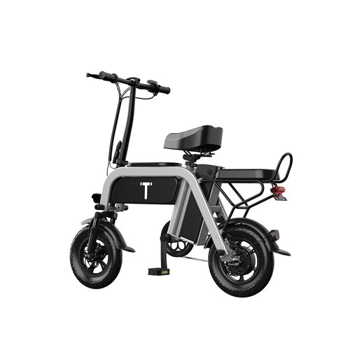 Parent-child Electric Bicycle 2 Person Electric Bicycle