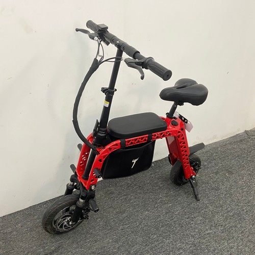 Electric Bike With Pedal Assist For Children- Parent/Mini E Bike Scooter
