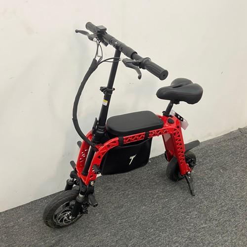 Cheap Mini Parent-child 10 Inch 350w Folding Ebike Electric Bicycle