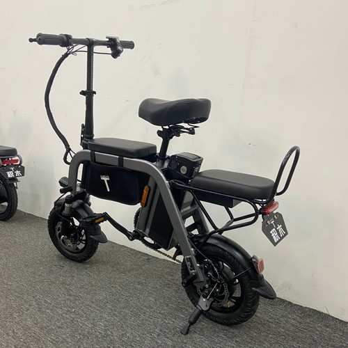 The New Chinese-made Family Parent-child Adult Electric Bicycle 48v350W