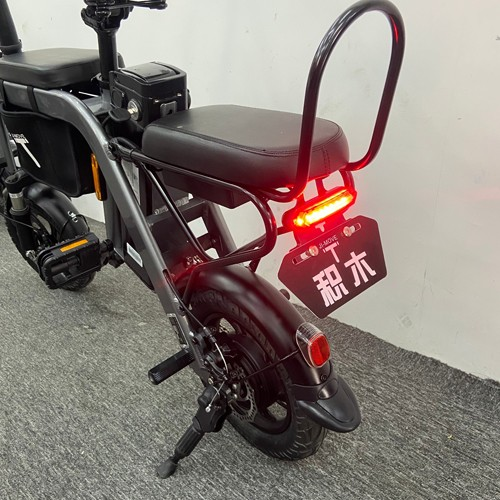 E-Bike Led Tail Light E-Bike Accessories 6-48V LED Warning Red Light