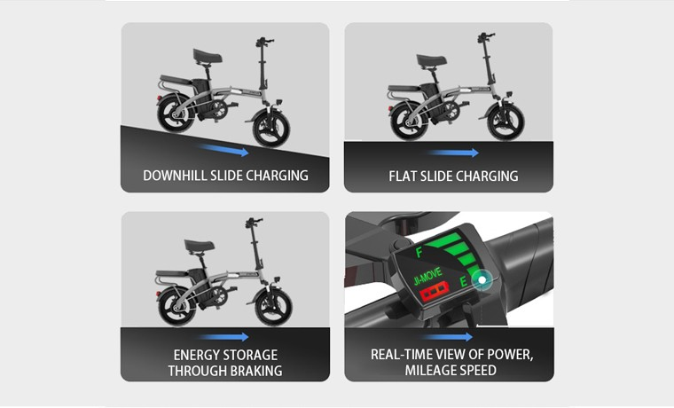Ten defense measures for safe travel of electric bicycles