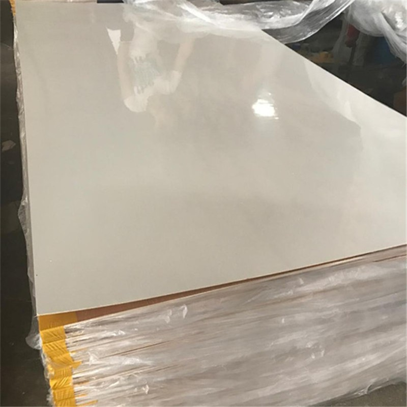 White China polyester plywood Manufacturers, White China polyester plywood Factory, Supply White China polyester plywood