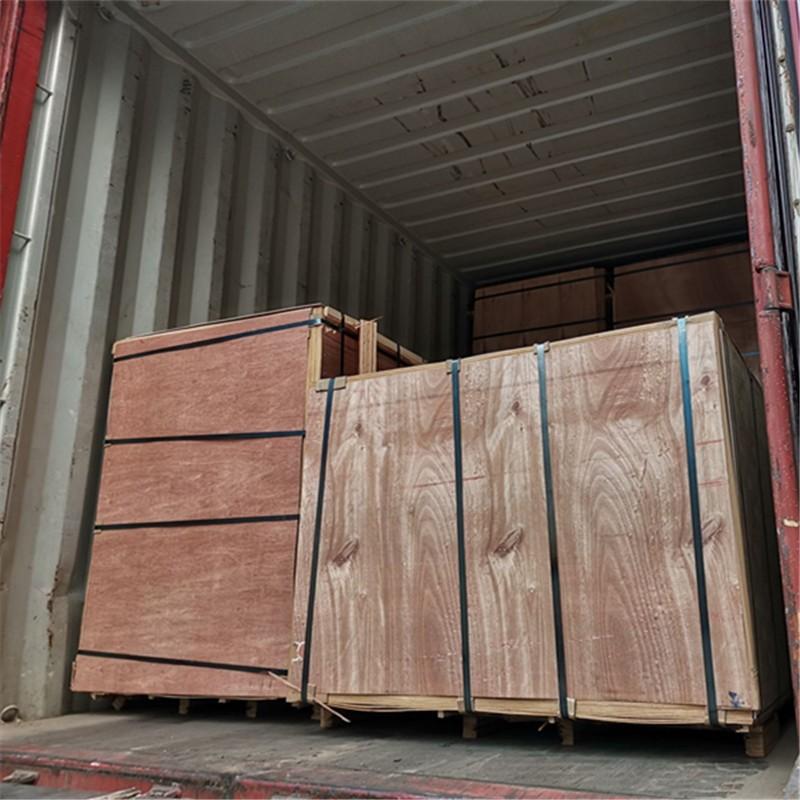 Standard export packing