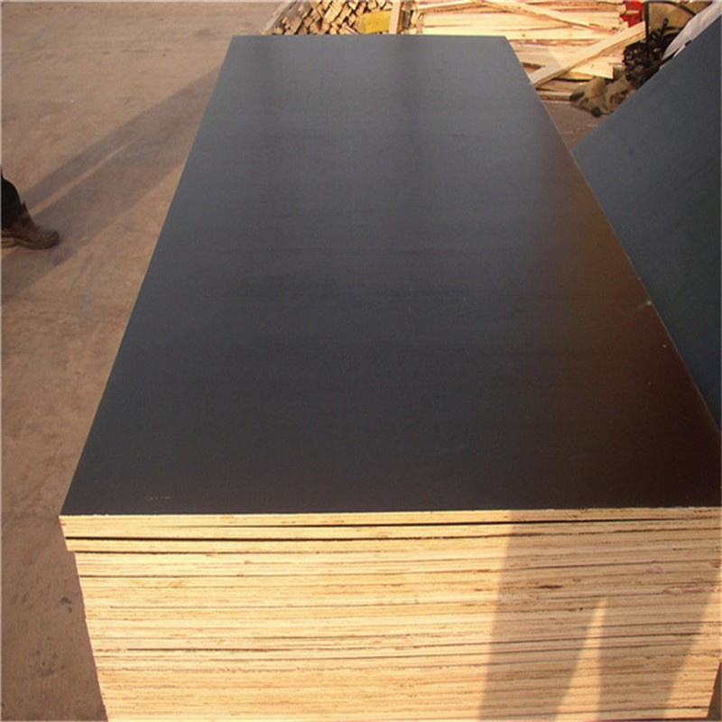 Black film faced plywood Manufacturers, Black film faced plywood Factory, Supply Black film faced plywood