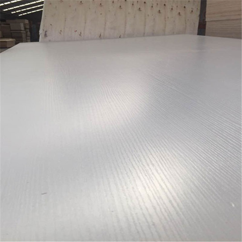 Furniture and Cabinet Grade Melamine PVC faced plywood
