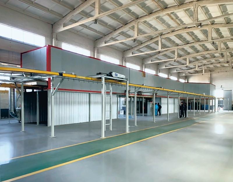 powder coating car parking lift mutrade car elevator multilevel parking system.jpg
