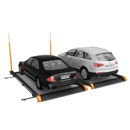 Mechanical Automated Car Sliding Parking Platforms