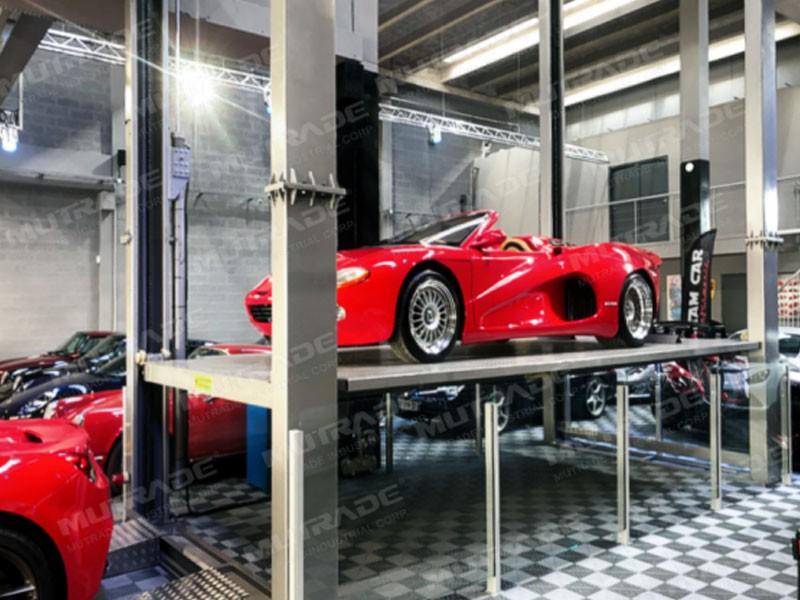 Pháp, Marseille: Giải pháp cho ô tô di chuyển tại đại lý Porsche