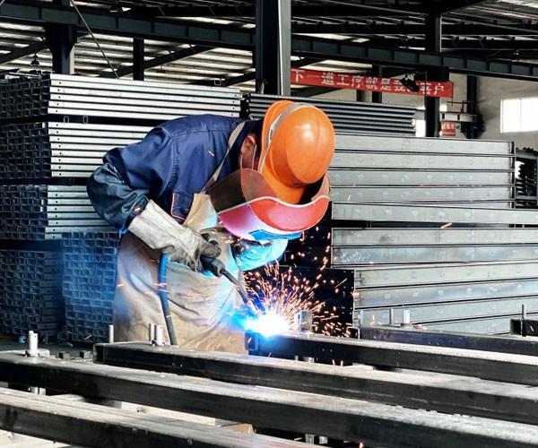 Производственная площадь: Главный производственный цех