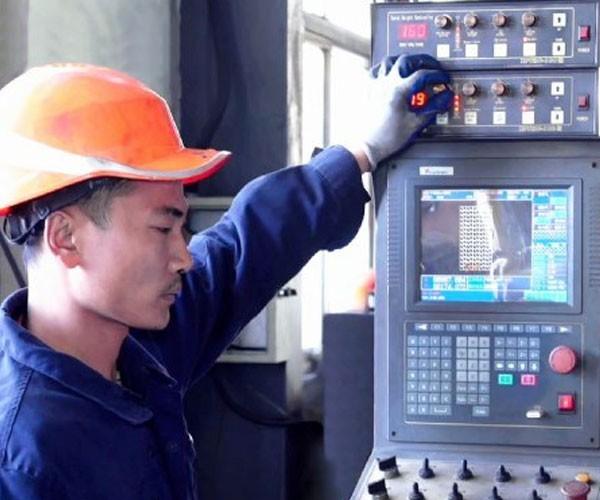 Производственная площадь: Участок металлообработки