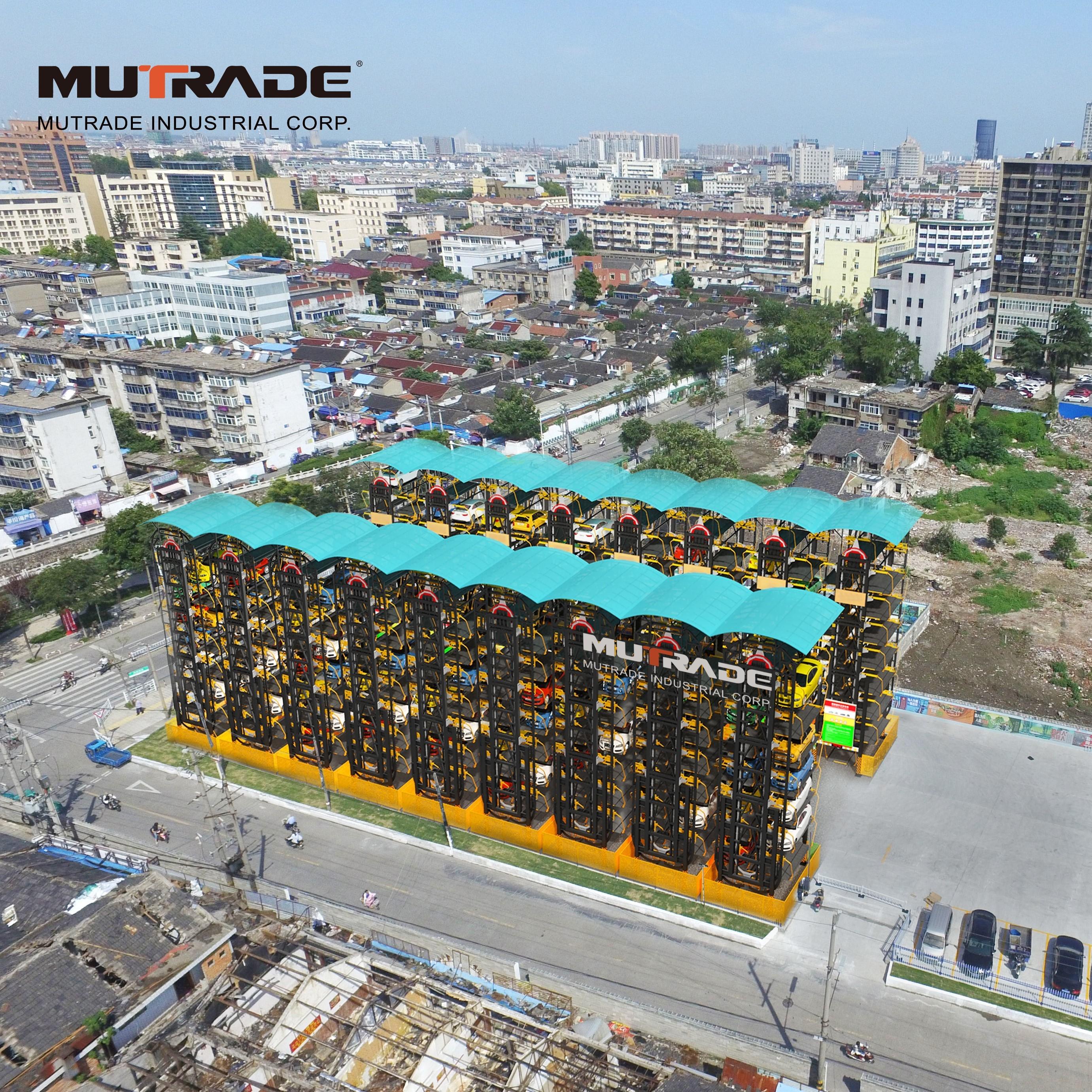 multilevel parking system