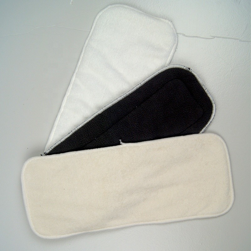BSCI लेखा परीक्षा कारखाने थोक पुन: प्रयोज्य बांस कपड़ा डायपर धो सकते हैं गांजा कपास नवजात शिशु के लिए डायपर