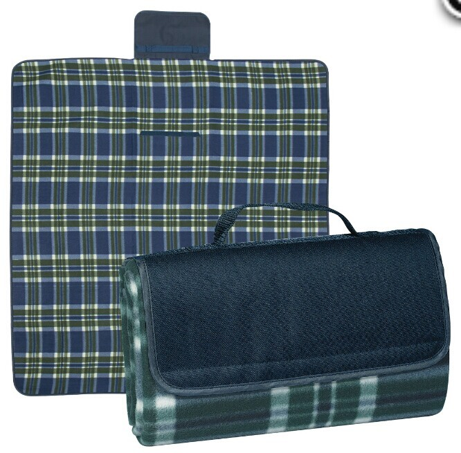 Wholesale Latest Design Roll Up Picnic Blanket Waterproof