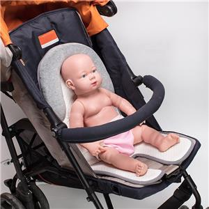 Multi-Purpose Portable Soft And Breathable Stroller Pad
