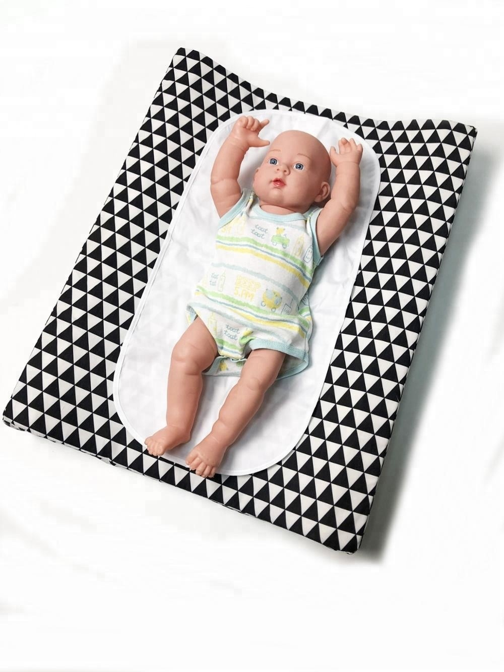 Infant Home and Travel Change Pad Cover Cotton Terry Change Mat Breathable Manufacturers, Infant Home and Travel Change Pad Cover Cotton Terry Change Mat Breathable Factory, Supply Infant Home and Travel Change Pad Cover Cotton Terry Change Mat Breathable