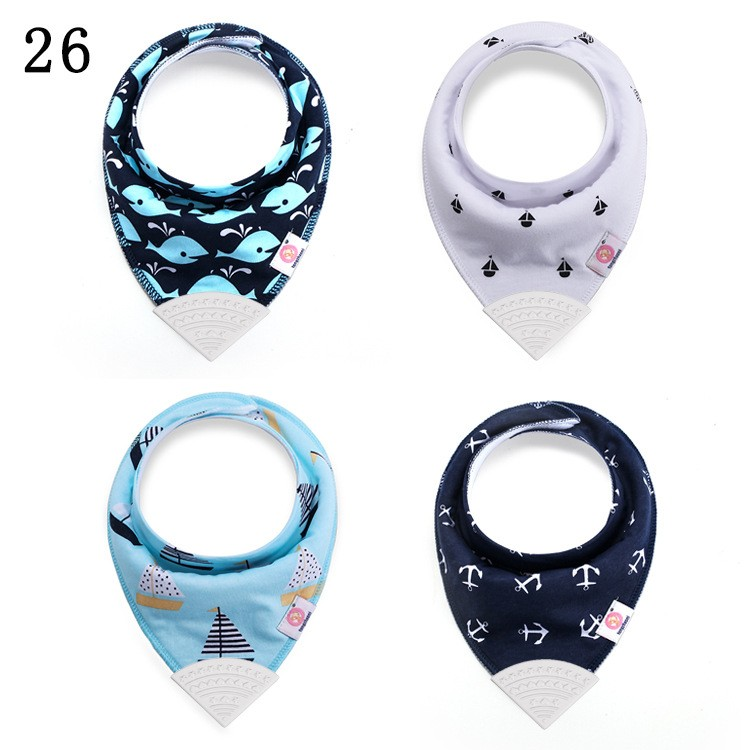 100% Organic Cotton Teething Bibs with Attached BPA-Free Silicone Teether Toy Corner Manufacturers, 100% Organic Cotton Teething Bibs with Attached BPA-Free Silicone Teether Toy Corner Factory, Supply 100% Organic Cotton Teething Bibs with Attached BPA-Free Silicone Teether Toy Corner