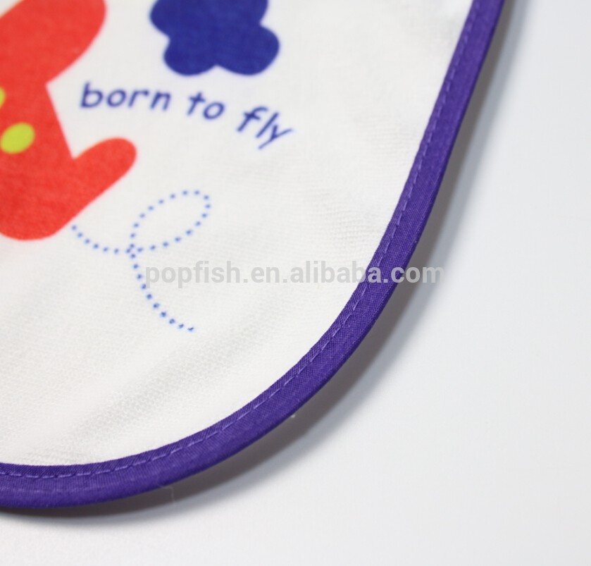 Baby bibs plain white with OEM service printing Manufacturers, Baby bibs plain white with OEM service printing Factory, Supply Baby bibs plain white with OEM service printing