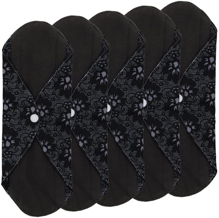 Reusable Cloth Menstrual Pads Reusable Bamboo Charcoal Sanitary Napkins Manufacturers, Reusable Cloth Menstrual Pads Reusable Bamboo Charcoal Sanitary Napkins Factory, Supply Reusable Cloth Menstrual Pads Reusable Bamboo Charcoal Sanitary Napkins