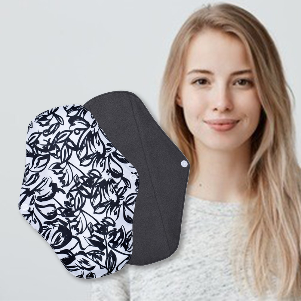 Bamboo Charcoal Safe Reusable Eco Water Absorbent Recycled Female Sanitary Pads Manufacturers, Bamboo Charcoal Safe Reusable Eco Water Absorbent Recycled Female Sanitary Pads Factory, Supply Bamboo Charcoal Safe Reusable Eco Water Absorbent Recycled Female Sanitary Pads
