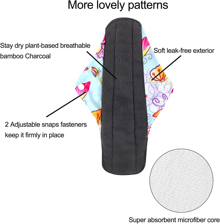 Bamboo Reusable Sanitary Pads Cloth Sanitary Pads Manufacturers, Bamboo Reusable Sanitary Pads Cloth Sanitary Pads Factory, Supply Bamboo Reusable Sanitary Pads Cloth Sanitary Pads