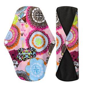 Sanitary Organic Feminine Cloth Bamboo Reusable Panty Liner