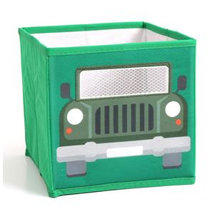 Car Series Cube Collapsible Kids Toy Home Storage Box