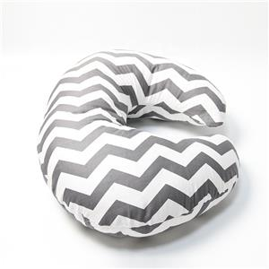 Cotton Remove Cover Poly Filling Baby Multifunctional U-shape Nursery Pillow