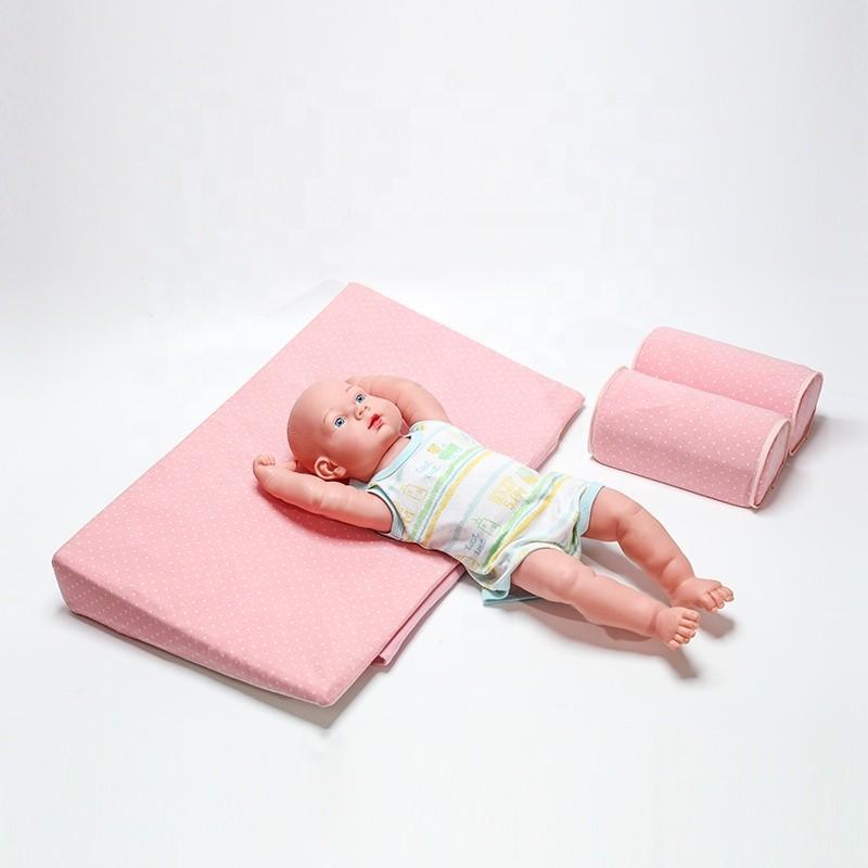 Adjustable Anti Roll Breathable Baby Sleep Pillow Wedge Manufacturers, Adjustable Anti Roll Breathable Baby Sleep Pillow Wedge Factory, Supply Adjustable Anti Roll Breathable Baby Sleep Pillow Wedge