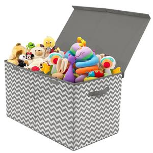 Playroom Closet Large Kids Collapsible Storage Home Organization Toy Chest