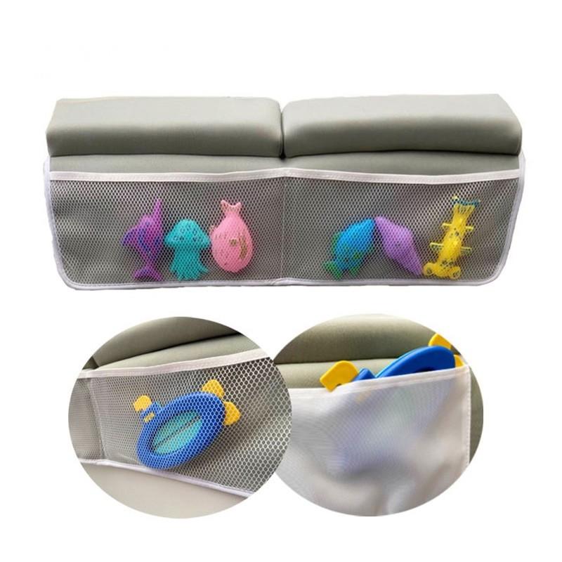BSCI Custom Patterns Drucken Nähen Logo Waschbare Bad Kniescheibe mit Ellbogenauflage Pad Set