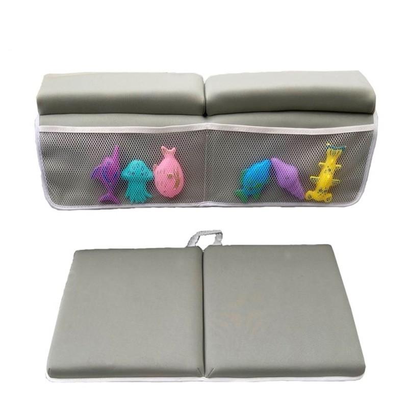 BSCI Custom Waschbare Bath Kneeler Mat Mit Ellbogenauflage Pad Set