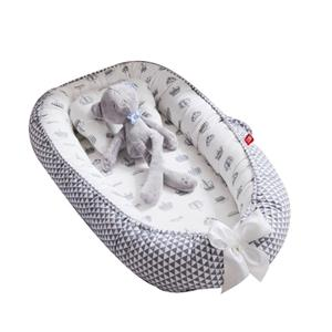 100% Cotton Folding Portable Sleeping Newborn Baby Bed