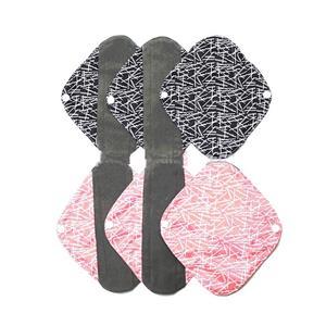 Colorful Soft Reusable Cotton Sanitary Pads