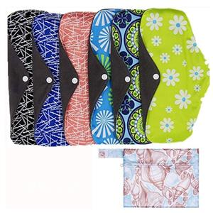 Reusable Sanitary Pads Cloth Sanitary Towels