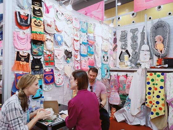Ivy Home Textile Exhibition Activity 2019 Canton Fair