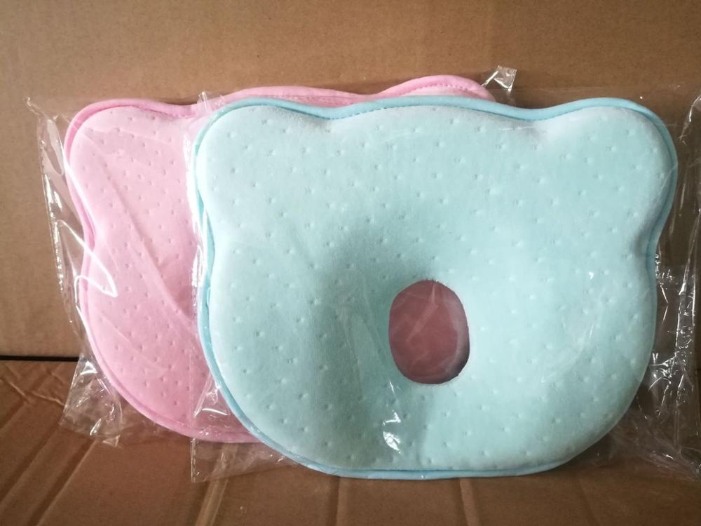 Baby Head Shaping Pillow for Flat Head Prevention Baby Head Support hypoallergenic pillow
