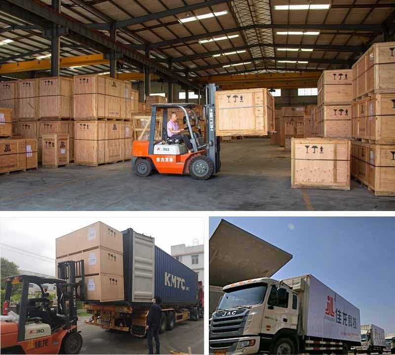 Loading & Transport