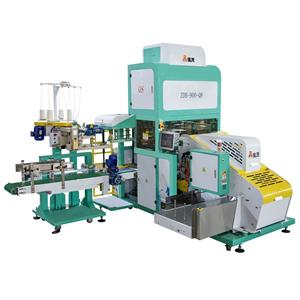 25 Kg Fully Automatic Rice Packing Machine Bagging System