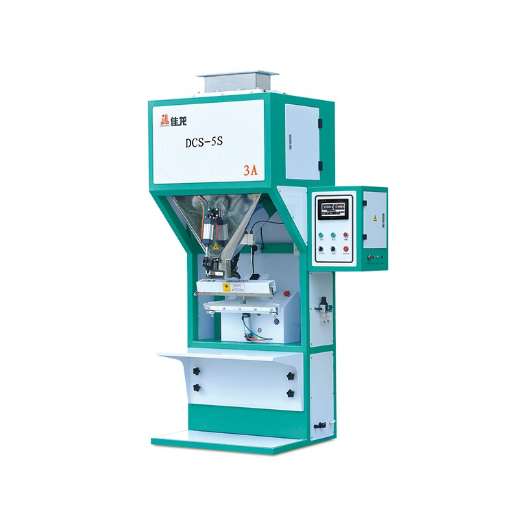 5kg Rice Packing Machine With Heat Sealer