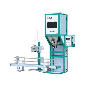 50kg Granules Packing Machine Rice Packing Equipment