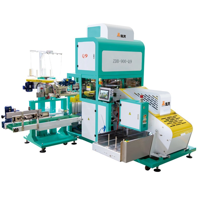 Fully Automatic Animal Feeds Bagging Machine