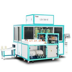 Fully Automatic Brick Rice Vacuum Packing Machine