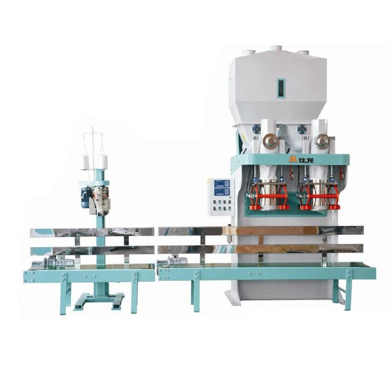 Wheat Flour Packing Machine Corn Fiber Bagging System